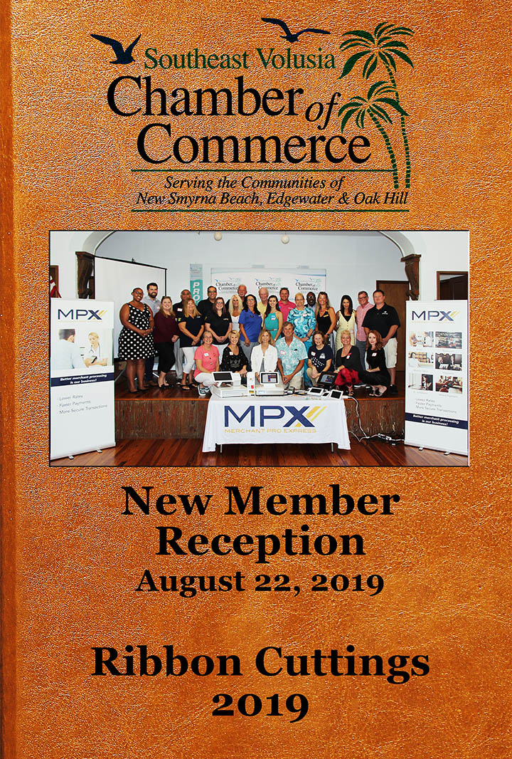 New Member Reception