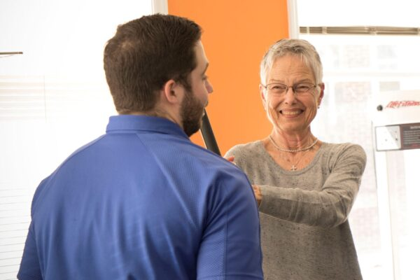physical therapy patient stories