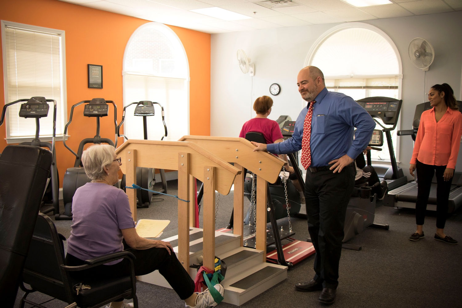 Personalized Service at Performance Physical Therapy Delaware
