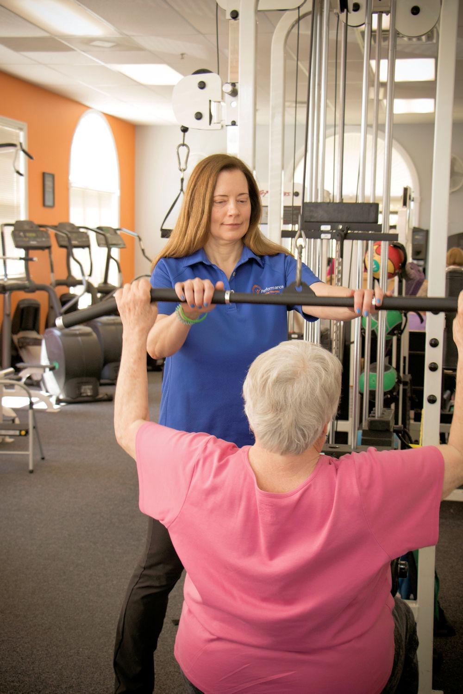 Elderly Personal training in delaware
