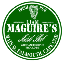 Liam Maguires Irish Pub Main St. Falmouth, Cape Cod