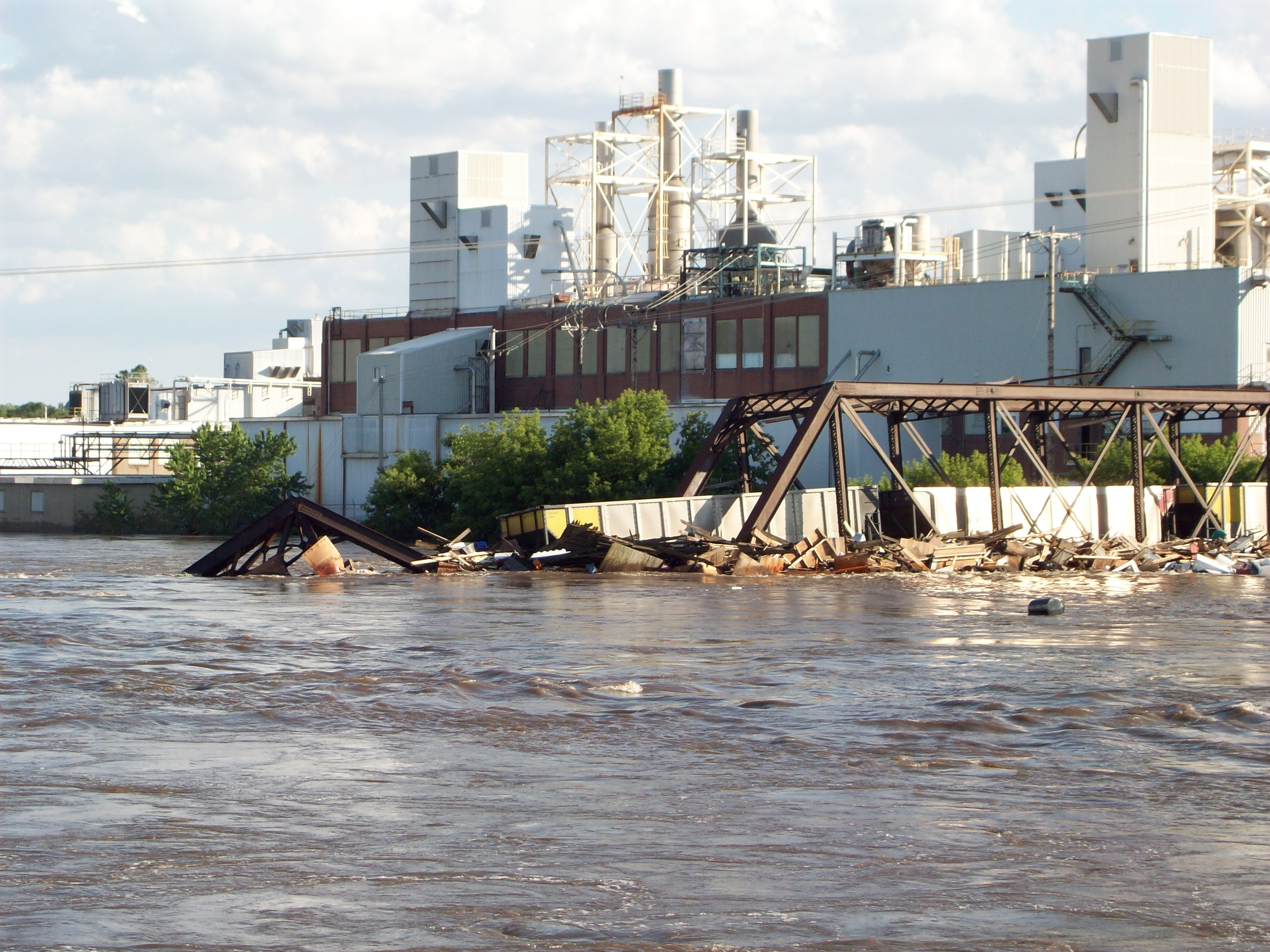 May 11, 2015 Update:  Cedar Rapids Flood Case from our Cedar Rapids personal Injury Law Firm