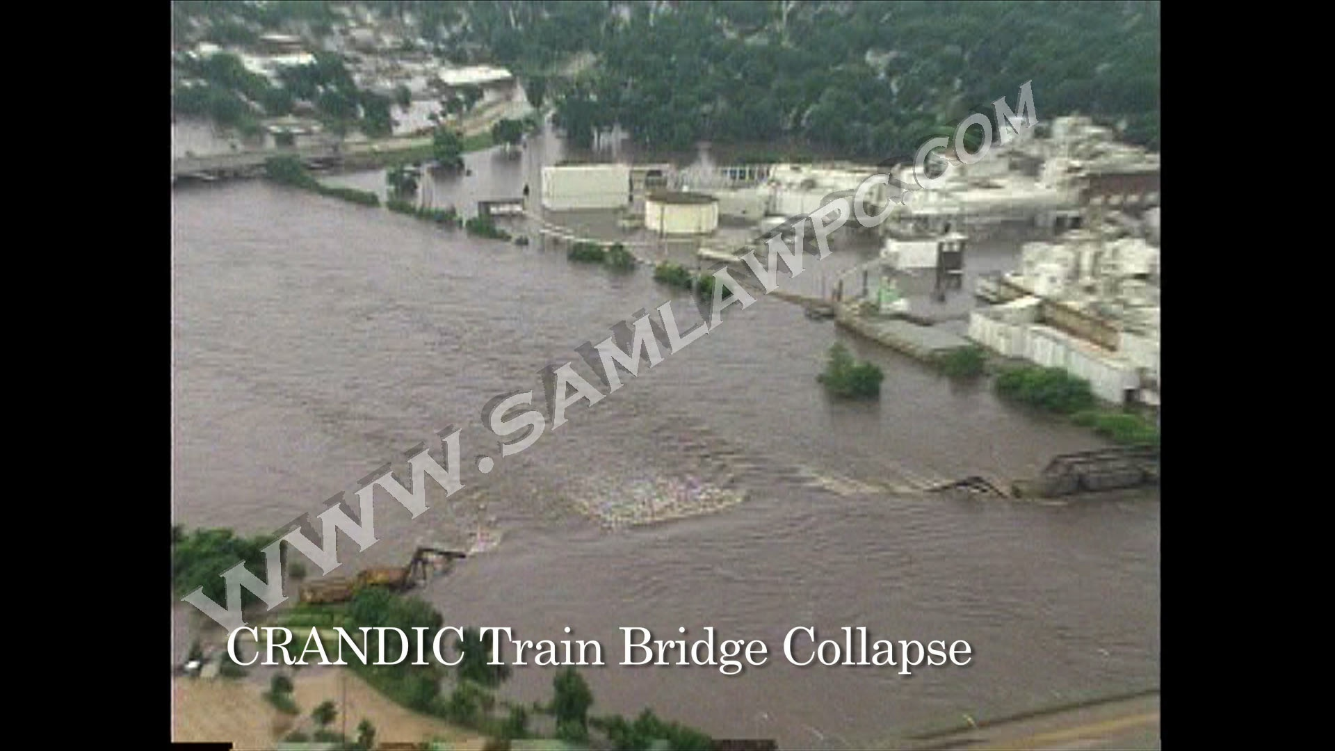 Litigation Over 2008 Rail Bridges Collapse Makes it to the U.S. Supreme Court