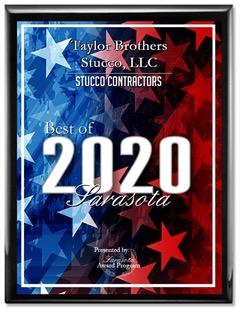 2020 Best of Sarasota Award2