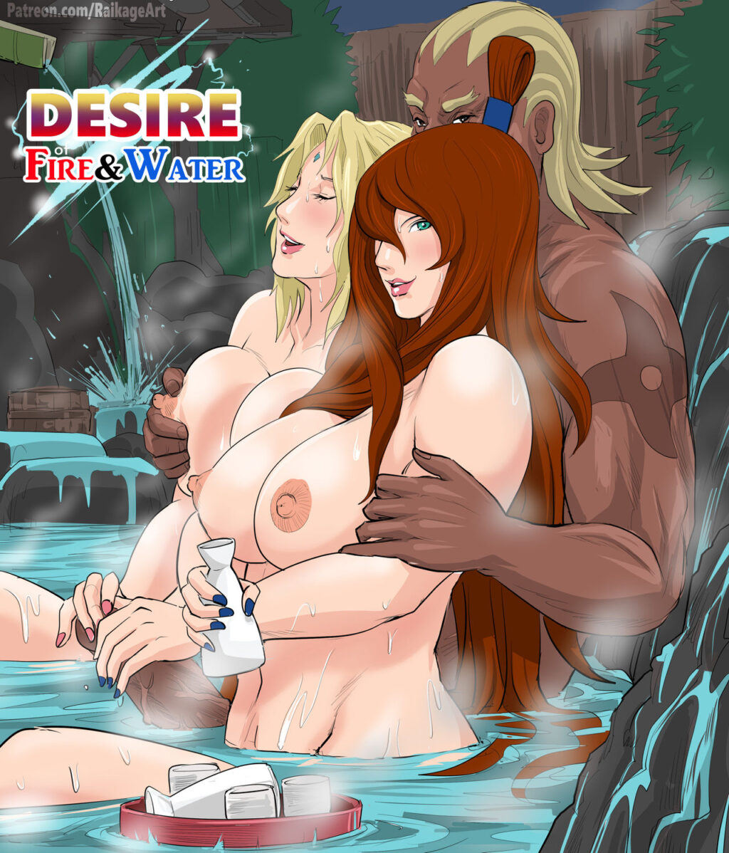 Naruto-shippuden-Hokage-Princess-姫-Hime-Tsunade-senju-Mizukage-Mei-Terumī-interracial-sucks-BBC-porn-comic-big-Black-Raikage-sama-cock-sucking-thick-big-boobs-fat-ass-threesome-bisexual-drunk-Desire-of-Fire-and-water-PrIncesse-interracial-suce-pénis-porno-bande-dessinée-gros-sucer-épais-gros-seins-gros-cul-trio-bisexuel-sexe-ivre-Désir-de-feu-et-d'eau
