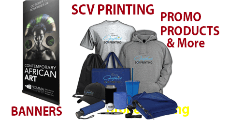 SCV Printing Celebrating 21 years – Thomas Graphics New Location