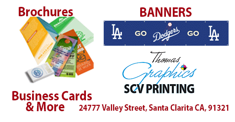 New Location – Great Service Since 1998 – SCV Printing – Thomas Graphics