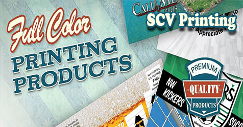 Quality Printing for Your Business!   SCV Printing – Thomas Graphics