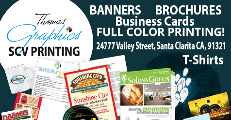 15% OFF any Banners & Business Cards   SCV Printing – Thomas Graphics