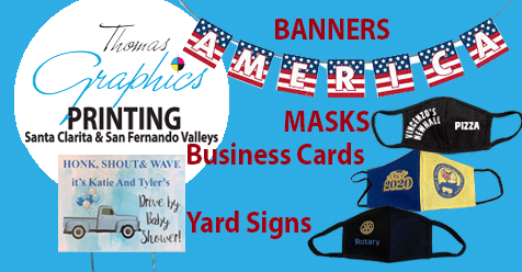 Signs and Banners | Thomas Graphics SFV – SCV Printing