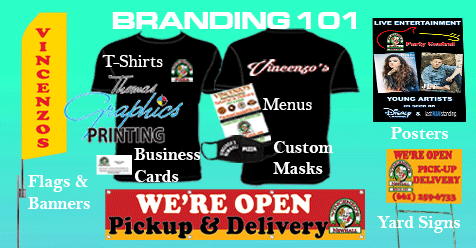 All Things Branding & Printing – Thomas Graphics