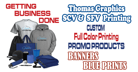 Getting Business Done | Printing SFV & SCV