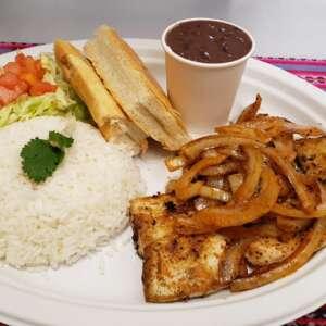 Latin Food Dishes