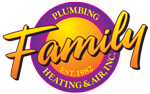 Family Plumbing, Heating & Air Logo