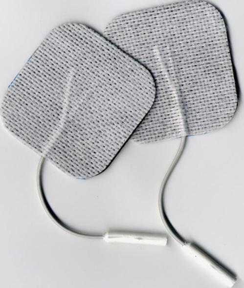 BioStim Pre-Wired 2″ x 2″ Electrodes