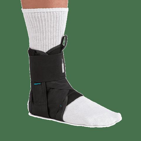 Form fit Ankle w/ Speedlace