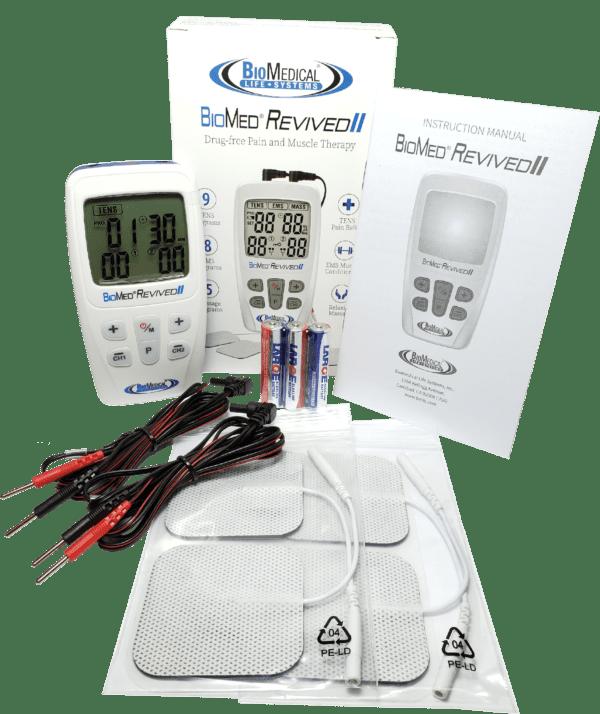 Biomed Revived II Tens/EMS/Massage