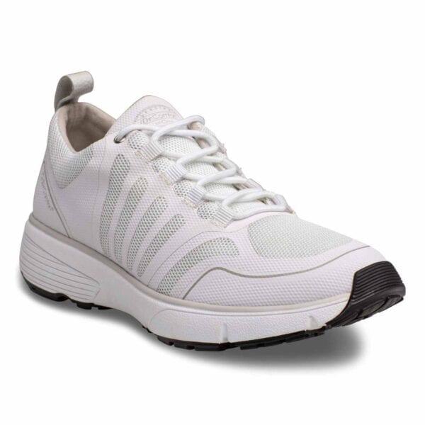 Gordon White Grey Men's Athletic Shoe