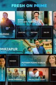 Mirzapur on Prime