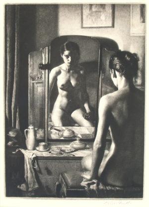 Gerald Brockhurst's Adolescence