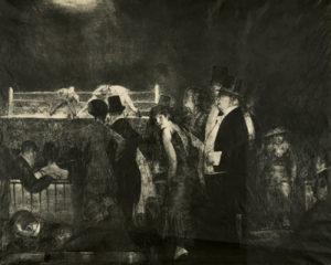 George Bellows' Preliminaries