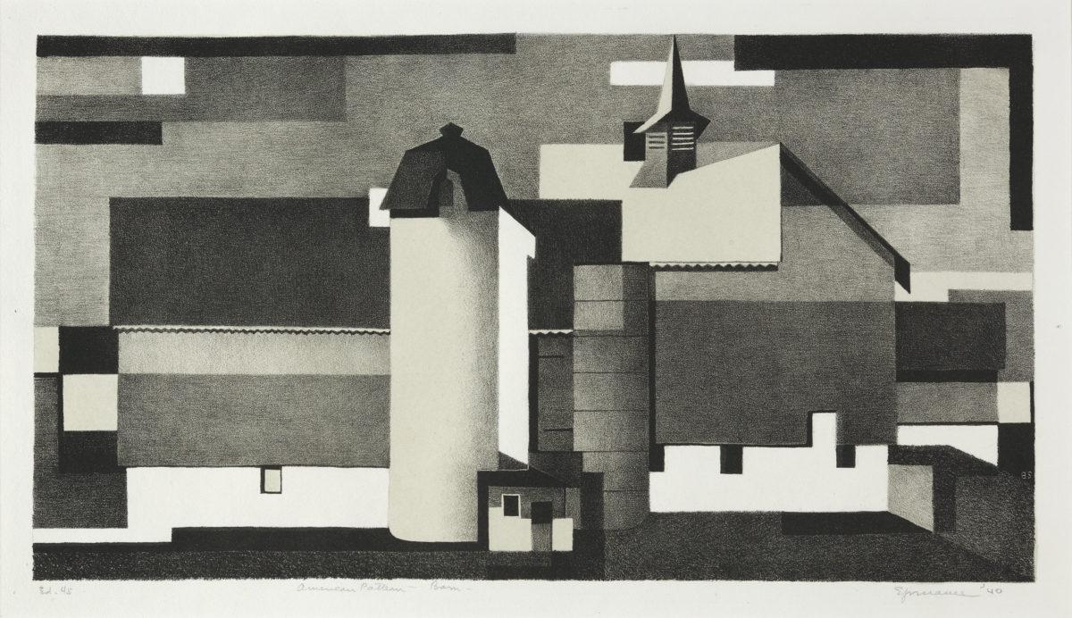 Spruance, Benton -American Pattern, Barn hr (1)