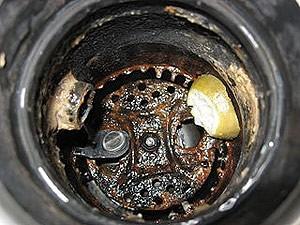 Broken Garbage Disposal