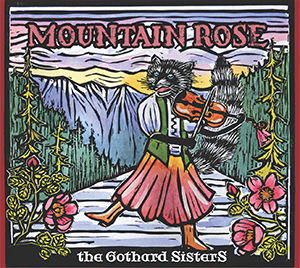 """From the album's dedication: """"Mountain Rose was inspired by the love of simple, timeless, and transcendent things — patience, courage, community, the beauty and adventure of nature, and most of all the feeling of comfort in being with those you love as the sun sets on summer nights."""""""