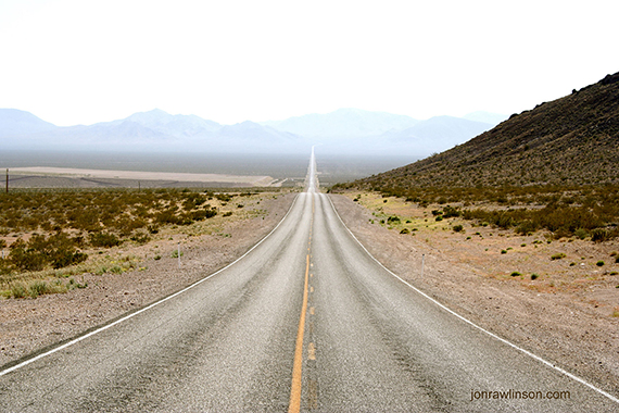 The Long Road Ahead by Jon Rawlinson is licensed under CC BY 2.0