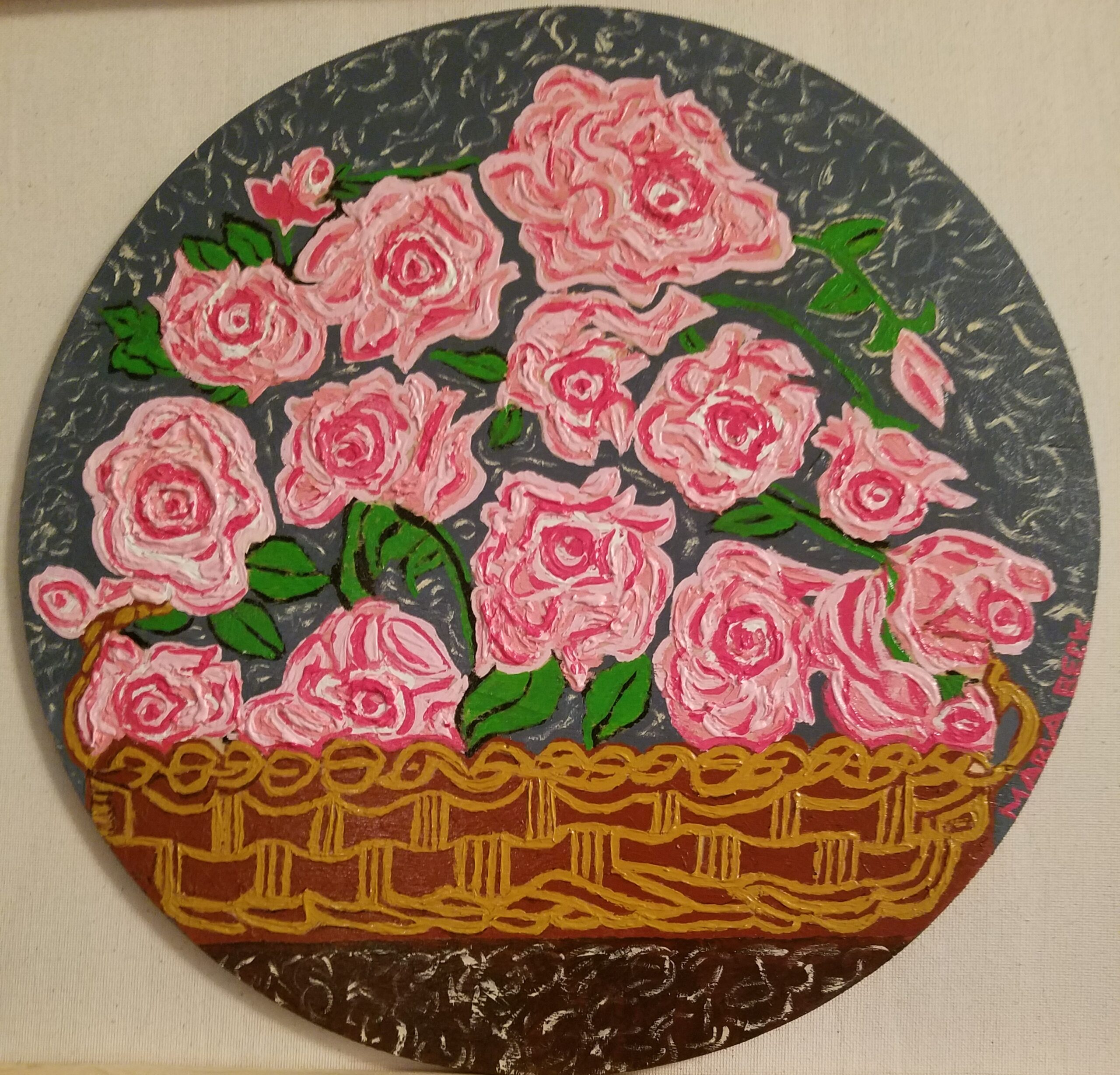Roses in the Round
