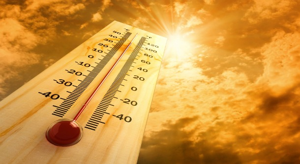Heat waves increased in Larkana and Nearby areas