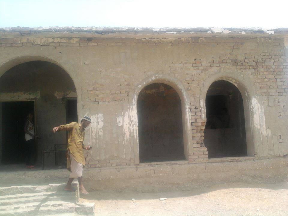 In Sindh you might have heard about the stories of ghost schools and ghost teachers. It has been common that Sindh has been bluntly ignored by the government in any manner.