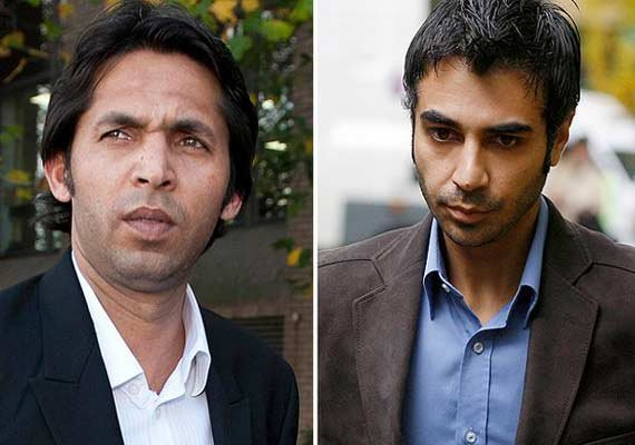 PCB stopped Salman But and Mohammad Asif from playing domestic cricket