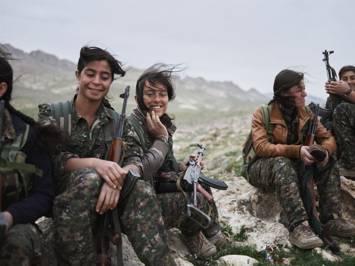 Kurdish Women Defense Units