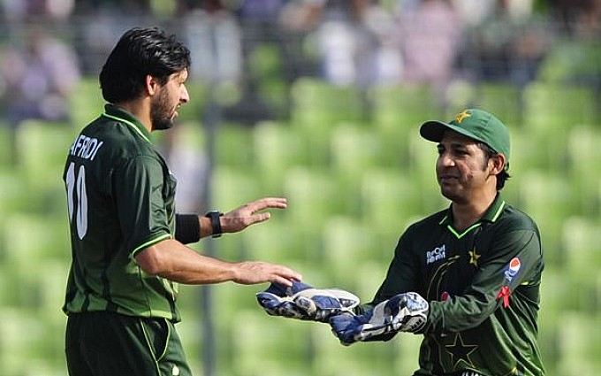 Sarfaraz Ahmed received Rs. 1 Mn for advertising campaign of Shahid Afridi Foundation