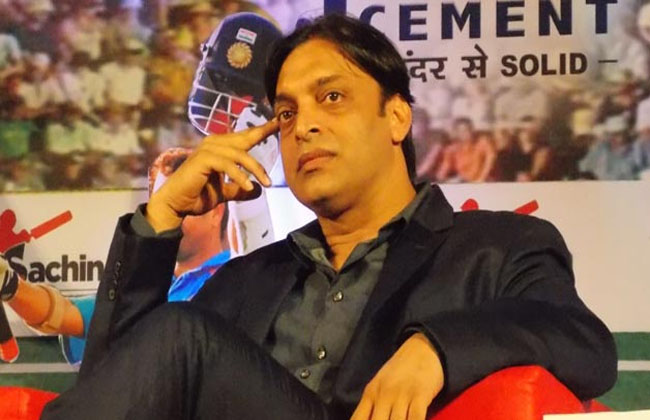 A planned series with India should be postponed, Shoaib Akhtar