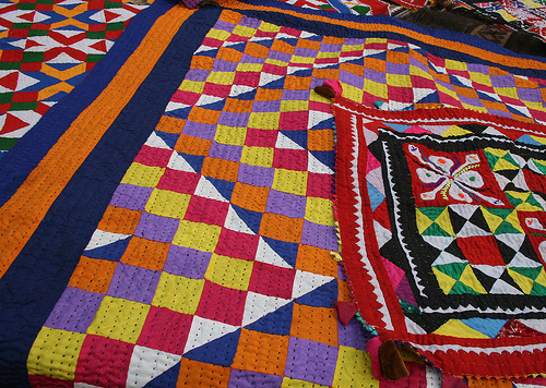 Handmade Sindhi Quilts, Rilli رِلي