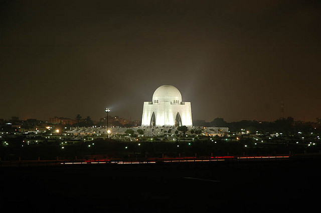 Mazar-e-Quaid Location and the prominent events: