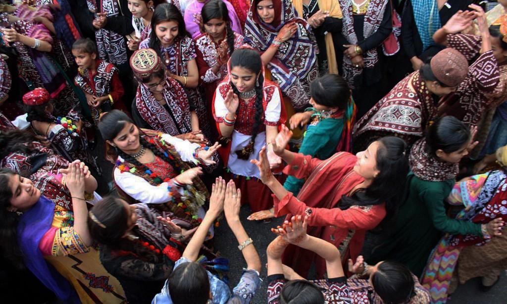 Ajrak – A living Artistry of Sindh