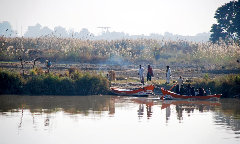 Beauty of The Barren Land: Sukkur
