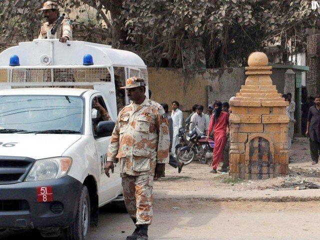Despoilers aim Thar temple, Violate idol