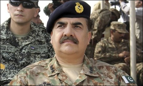 COAS approved to execute 9 terrorists to death