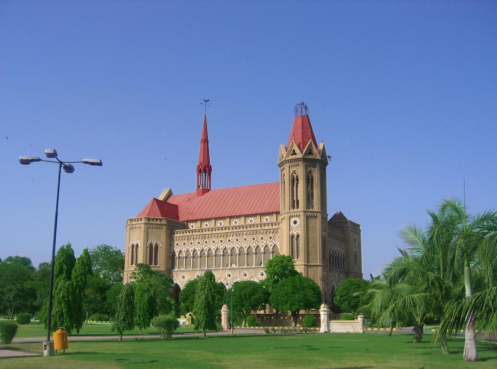 Frere Hall – A Memorial Structure