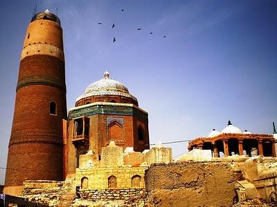 Masoom Shah Po Minaro