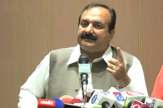 NAB initiated its proceeding against Rana Mashood