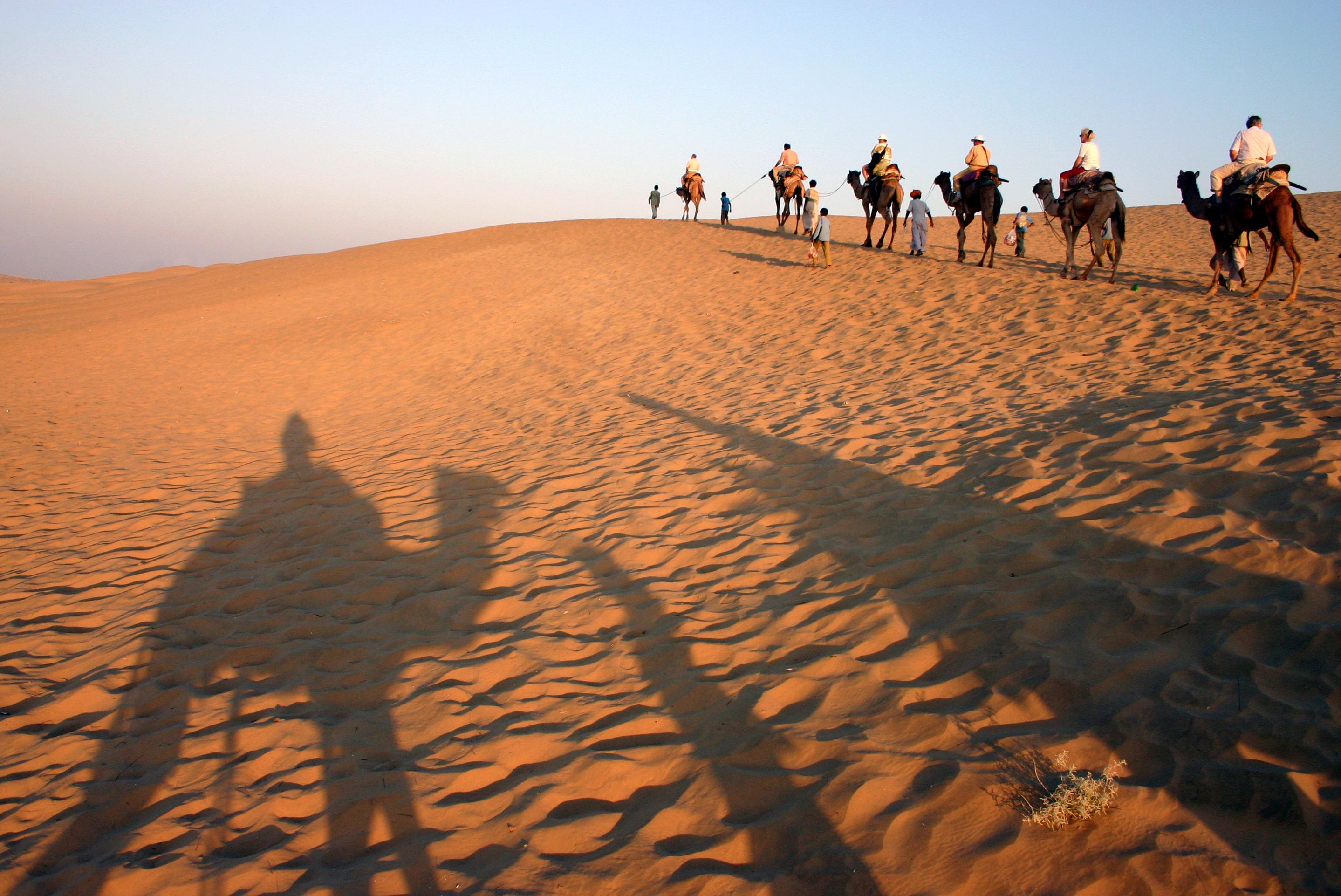 Tharparkar – A Mystique Desert