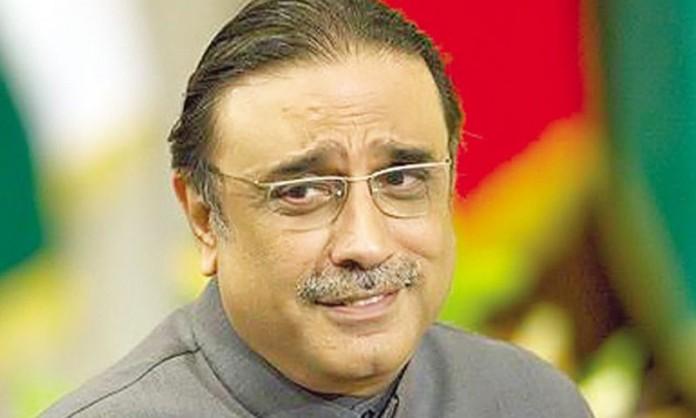 Zardari discredited because of his friends: Zardari's Spiritual Peer