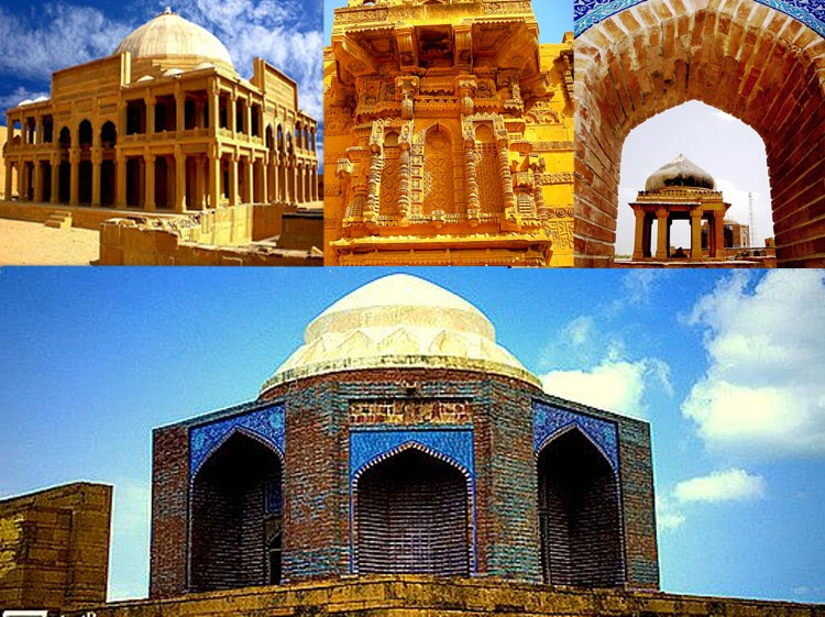 The Ancient Monuments of Thatta Depicts the View of Ignorance