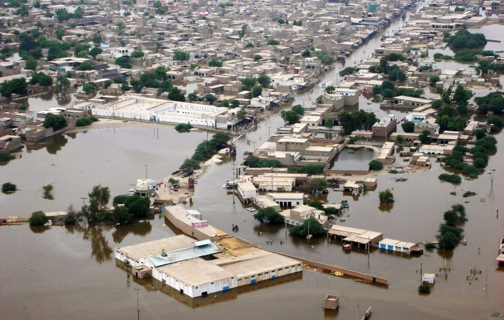 Thatta and Badin To be Drown By 2040: Experts