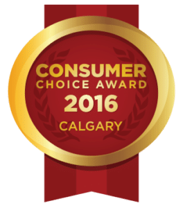 Calgary Consumer Choice Award